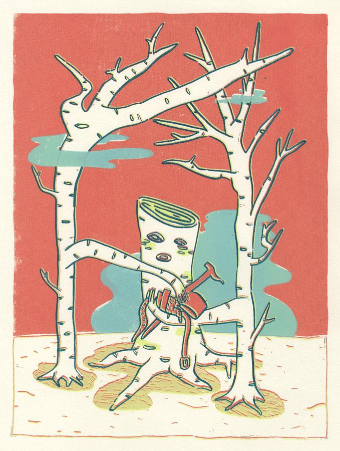Illustration by Vivian Rosas