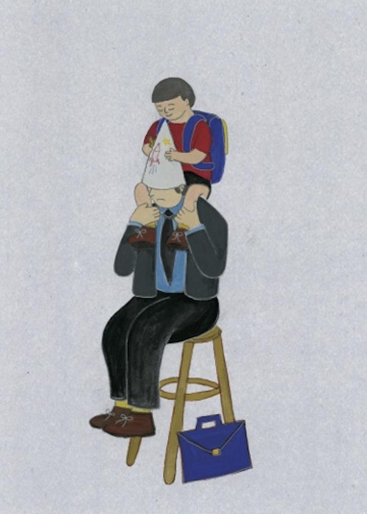 Illustration by Wanjun Chen