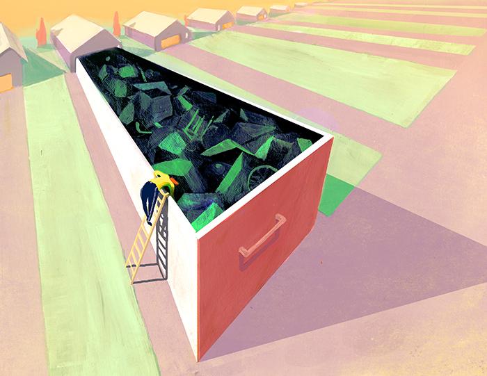 Illustration by Yana Vorontsov