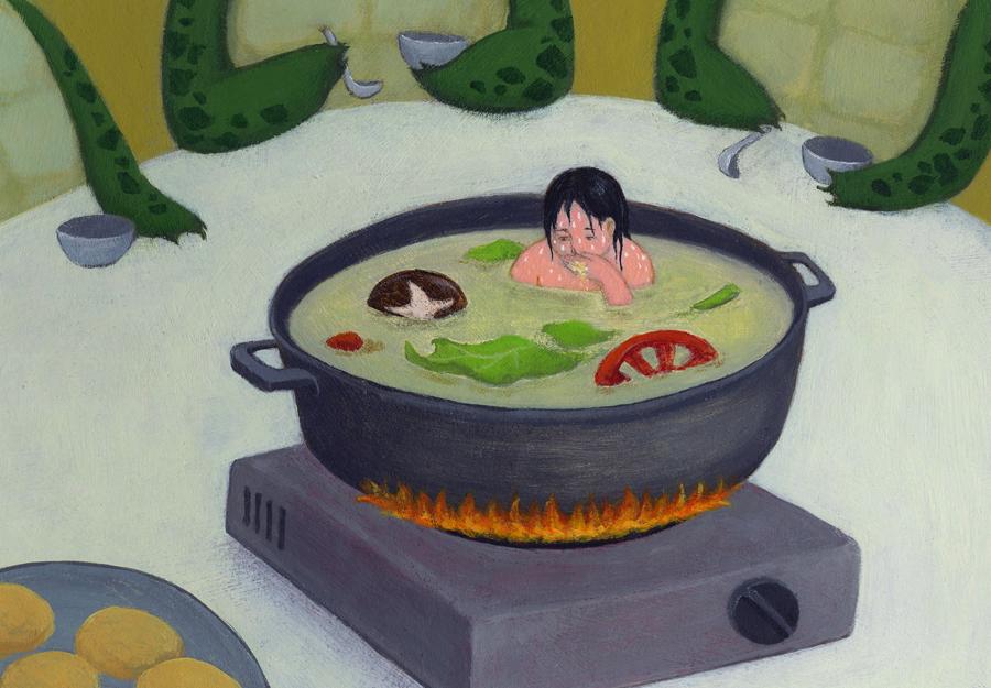 Illustration by Yun-Yin Tsai